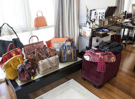 Video: Could pre-owned luxury save high fashion brands from copycats?
