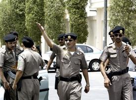 Saudi authorities nab suspect with explosive belt