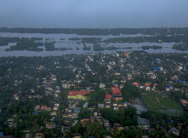 UAE issues travel warning after Kerala floods