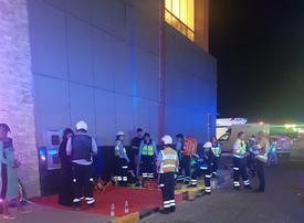 Residents evacuated after fire breaks out in Ajman residential tower