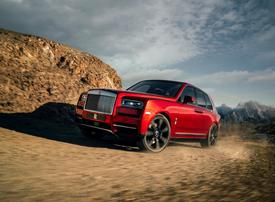 Cullinan SUV driving Rolls-Royce sales in Middle East, says CEO
