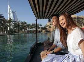 Revealed: the growing importance of Chinese tourists to the Gulf