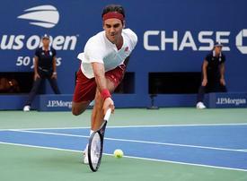 Federer's 'greatest shot' in US Open revives memory of lob against Agassi in Dubai