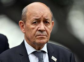 French foreign minister to arrive in UAE