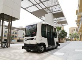 Dubai's RTA starts driverless vehicle trial in Sustainable City