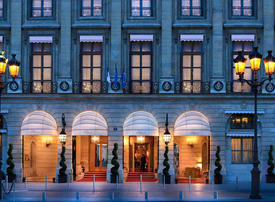 Saudi royal reports theft of jewels from Paris Ritz hotel