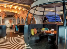 Review: Molecular gastronomy reigns at Tresind