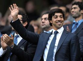 Man City's Abu Dhabi owner eyes stake in Malaysian club