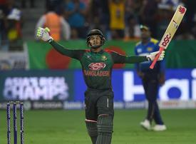 Asia Cup 2018: Ton-up Mushfiqur helps Bangladesh thump Sri Lanka