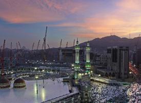 Saudi media accuses Yemen rebels of missile fire at Makkah