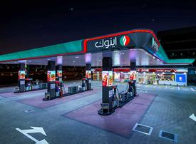 ENOC opens five new solar powered stations