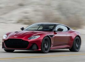 Introducing the new DBS Superleggera: two illustrious names, one magnificent Super GT