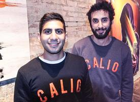 Entrepreneur of the Week: Calio's Ramy Al Kadhi and Latif Baluch