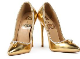 Diamond-trimmed stilettos go on sale for $17m in Dubai