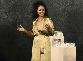 In pictures: Fenty Beauty Artistry and Beauty Talk with US pop superstar Rihanna in Dubai