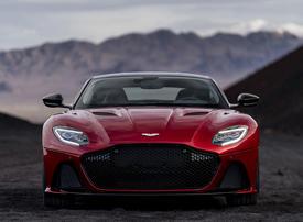 Gallery: Aston Martin's DBS Superleggera supercar