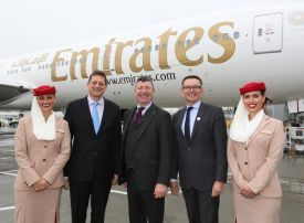 Emirates to focus on organic growth over M&A, says exec