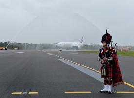Plane, pilot crunch to hit new Emirates service to Edinburgh