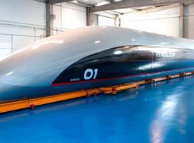 Revealed: the Hyperloop capsule planned for the UAE