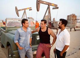 Latest Salman Khan film begins production in Abu Dhabi