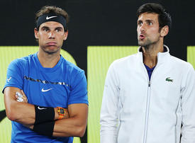 Djokovic, Nadal call off Saudi exhibition match due to injury