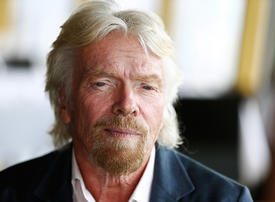 Video: Sir Richard Branson - space tourists are next