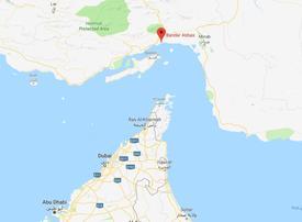 No impact on UAE from Iran quake, says NCMS