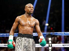Mayweather and Pacquiao could square up again in Saudi Arabia