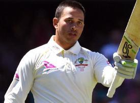 Khawaja stars as Australia draw Dubai Test with Pakistan