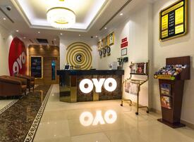 Airbnb to invest up to $200m in India's Oyo hotels - report
