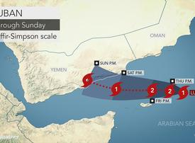 Oman to increase number of people in shelter from Cyclone Luban to 4,000