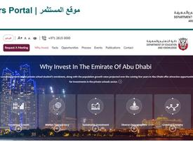 Abu Dhabi launches portal to drive private school investments