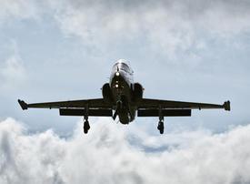 Saudi military training aircraft crashes, crew killed