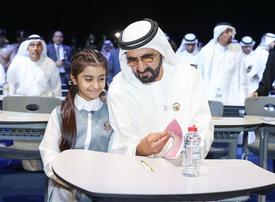 Dubai ruler launches free Arabic e-learning platform