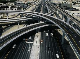 Dubai's RTA launches phase 1 of $218m roads project