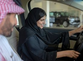 Saudi car sales set to rise 8% on back of new female market