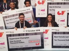 Diabetes app startup Spike wins $100,000 GITEX jackpot