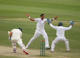 Pakistan thrash Australia in Abu Dhabi Test match