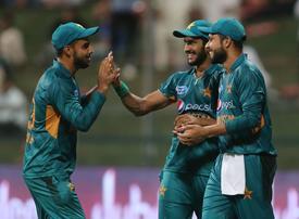 Babar, Wasim propel Pakistan to biggest T20 win over Australia