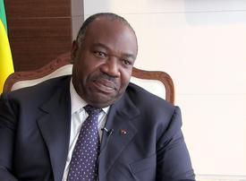 Gabon President Ali Bongo hospitalised in Saudi Arabia