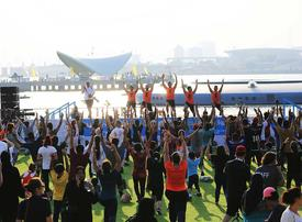 Gallery: Dubai Fitness Challenge opening weekend carnival at Dubai Festival City