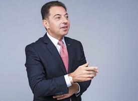 Pointing to the future: Anas Kozbari on Invest Group Overseas' ambitious plans