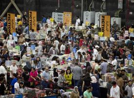 World's biggest book sale returns to Dubai