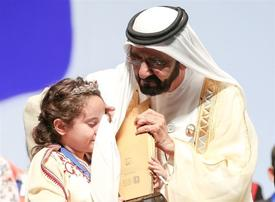 Dubai ruler crowns Arab Reading Challenge champion