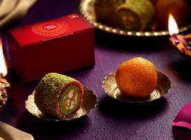 Emirates prepares Diwali treats for passengers on Indian routes