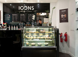 Former Costa Gulf exec hired to drive Icons Coffee Couture growth