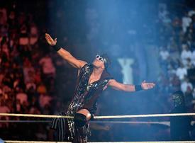 Saudis host WWE wrestlers at the Crown Jewel extravaganza in Riyadh