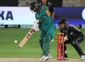 Record-setting Azam leads Pakistan to T20 series whitewash in Dubai