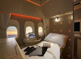 Emirates' new First Class 777 set to launch on Vienna route