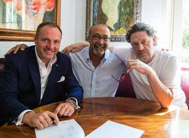 UAE firm forms global hospitality partnership with Marco Pierre White